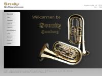 Gronitz Metallblasinstrumente oHG