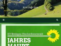 Bündnis 90/Die Grünen Kreisverband Breisgau-Hochschwarzwald
