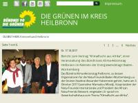 Bündnis 90/Die Grünen Kreisverband Heilbronn