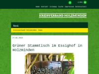 Bündnis 90/Die Grünen - Kreisverband Holzminden