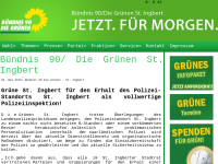 Bündnis 90/Die Grünen St. Ingbert