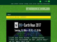 Bündnis 90/Die Grünen Kreisverband Märkisch-Oderland