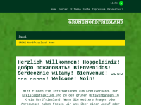 Bündnis 90/Die Grünen Nordfriesland