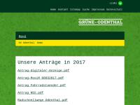 Bündnis 90 / Die Grünen - Ortsverband Odenthal