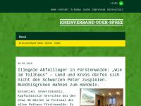 Bündnis 90/Die Grünen Kreisverband Oder-Spree