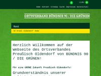 Bündnis 90/Die Grünen Preußisch Oldendorf
