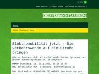 Bündnis 90/Die Grünen Starnberg