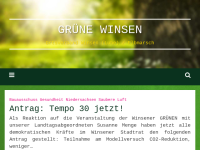 Bündnis 90/Die Grünen Winsen, Luhe