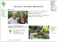 Tobias Gutzwiller Gartenbau, Münchenstein