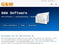 G&W Software Entwicklung GmbH