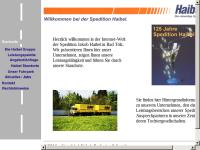 Internationale Spedition Jakob Haibel