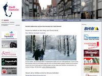 Hameln Weihnachtsmarkt - Stadt Hameln