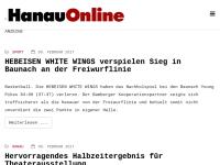 Hanau Online