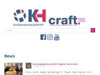 Kreishandwerkerschaft Karlsruhe und Förderverein Handwerk Region Karlsruhe e.V.