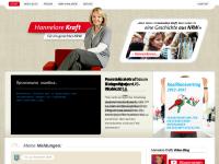 Kraft, Hannelore (Ministerpräsidentin)
