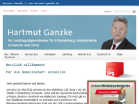 Ganzke, Hartmut (Mdl)