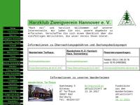 Harzklub Zweigverein Hannover e. V.