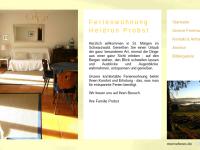 Ferienwohnung Heidrun Probst