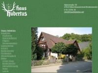 Haus Hubertus - Hotel und Café