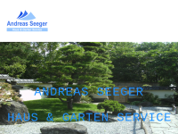 Andreas Seeger - Haus und Garten Service