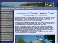 Wohnpark Havelland