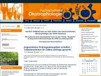 Fachschaftsrat Ökotrophologie an der Hochschule für Angewandte Wissenschaften Hamburg
