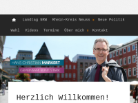 Markert, Hans Christian (MdL)