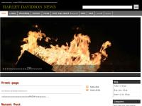 Harley-Davidson News