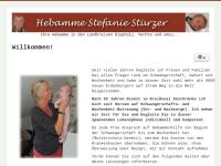 Stürzer, Stefanie