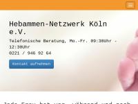 Hebammen Netzwerk Köln e.V.