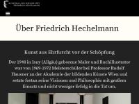 Friedrich Hechelmann - Künstler aus Isny