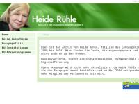 Rühle, Heide