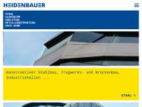 Metallbau Heidenbauer