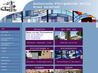 Katholische Pfarrgemeinde Heilig Kreuz Darmstadt
