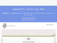 Dabendorfer Ölvertrieb GmbH