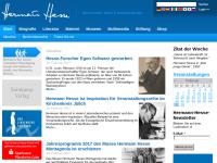 Hermann Hesse Portal