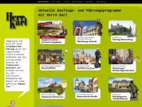 Herr Karl - Stadt- und Reiseführungen in Würzburg und Franken