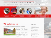 H.E.R.T.Z . Elektronik GmbH