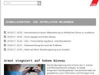 Deutscher Gewerkschaftsbund [DGB] Bezirk Hessen