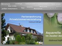 Ferienwohnung / Privatzimmervermietung Edeltraud Heßlinger