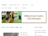 Hovawart-Gebrauchshunde-Sportverein Minden-Ravensberg e.V.