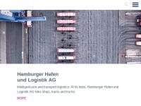 Hamburger Hafen- und Lagerhaus- Aktiengesellschaft (HHLA)