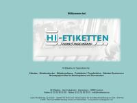 Hi Etiketten, Inh. Horst Ingelmann