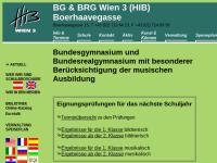 Höhere Internatsschule des Bundes in Wien