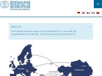 Hirsch GmbH Internationale Spedition
