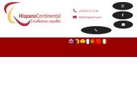 Salamanca: Hispano Continental