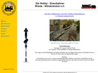 Die Hobby-Eisenbahner e.V. Rheda-Wiedenbrueck