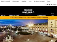 Hofburg Congress Center und Redoutensäle Wien, Österreich