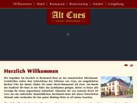 Hotel Alt Cues