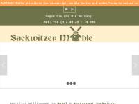 Hotel Restaurant Sackwitzer Mühle